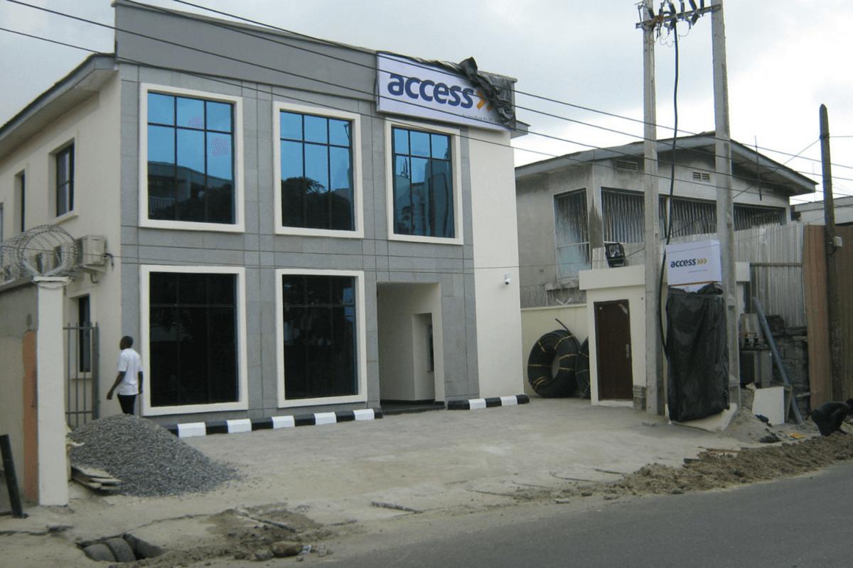 Superior Access Bank Building
