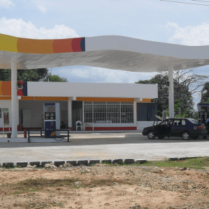 oando filling station calabar oat construction nigeria 1