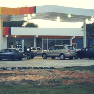 oando filling station calabar oat construction nigeria